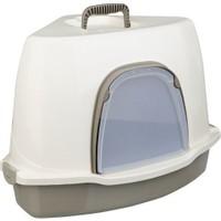 Trixie Kapali Köşe Kedi Tuvaleti 55X42X42 Cm