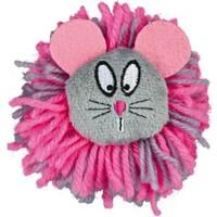 Trixie Catnipli Sesli Yün Oyun Topu Kedi Oyuncağı 8 Cm
