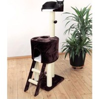 Trixie Rolanda Yuvali Merdivenli Kedi Tırmalama Ve Oyun Evi 130 Cm