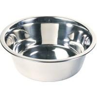Trixie Köpek Paslanmaz Çelik Mama Su Kabı 2.8 Lt - 24 Cm