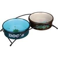 Trixie Köpek Seramik Mama Su Kabı Seti 2 X 0.5Lt
