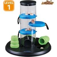 Trixie Gambling Tower Köpek Eğitim Ve Zeka Geliştirme Oyuncağı 25X33X25 Cm