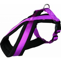Trixie Soft Ayarlanabilir Köpek Göğüs Tasması M-L 50-80 Cm 25 Mm (Mor)