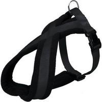 Trixie Soft Ayarlanabilir Köpek Göğüs Tasması M 45-70 Cm 25 Mm (Siyah)