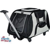 Trixie Tekerlekli Pet Taşıma Çantası 31X32X52 Cm (Max.21 Kg)