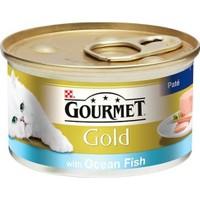 Gourmet Gold Çifte Lezzet Okyanus Balıkli Ve Sebzeli 85 Gr