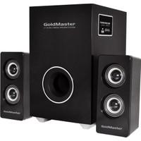 Goldmaster S-2107 Usb 2.1Ch Ses Sistemi