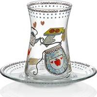 Goldmaster Bs-656 Heybeli Çay Bardağı