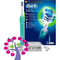 Oral-B D20.535 Trizone 3000 Şarjlı Diş Fırçası
