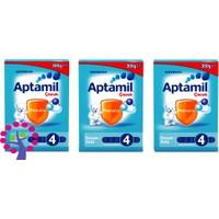 Aptamil 4 Çocuk Devam Sütü 300 gr - 3'lü