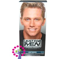 Oxygen Activated Just For Men Saç Boyası Açık Kahve