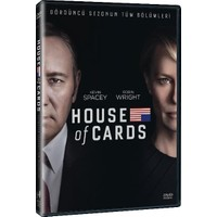 House Of Cards Sezon 4 (Dvd)