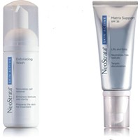Neostrata Skin Active Exfolaitng Wash+Matrix Cream