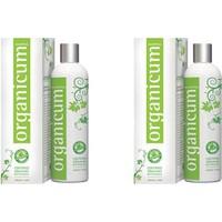 Organicum Yağlı Saçlar İçin Şampuan 350Ml 2 Adet