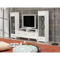 Abre-441-451 Tv Ünitesi Tv Sehpası Beyaz