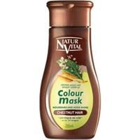 Natur Vıtal Colour Haır Mask Chestnut 250Ml