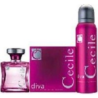 Cecıle Dıva 100Ml Edt+150Ml Deo Set