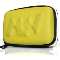 """M&W 2.5"""" Sarı HDD Kılıf"""