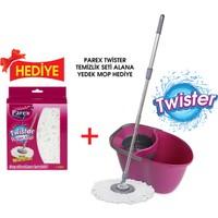 Parex Twister Temizlik Seti + Yedek Mop