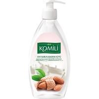 Komili Sıvı Sabun Badem Sütü 400 Ml
