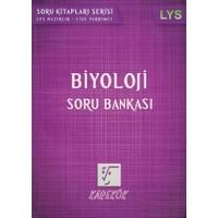 Karekök Yayınları Lys Biyoloji Soru Bankası