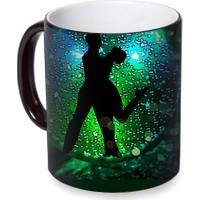 Fotografyabaskı Tango Sihirli Siyah Kupa Bardak Baskı