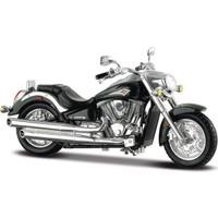 Maisto 1:18 Kawasaki Vulcan Model Motorsiklet