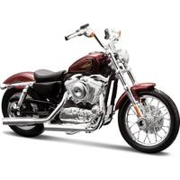 Maisto Harley Davidson 2012 XL1200V 72 1:18 Model Motorsiklet