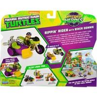 Ninja Kaplumbağalar Donnıe Mini Figür ve Araç Seti