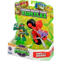 Ninja Kaplumbağalar Raphael Mini Figür 6cm