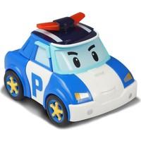 Robocar Poli Işıklı Transformers Robot Figür Poli