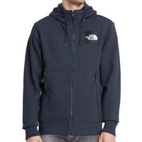 The North Face T92TW7 Fine Full Zip Hoodie Erkek Ceket