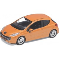Welly 1:24 Peugeot 207