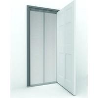 Saban Kapı Sinekliği Tül Sineklik 2X75X150 Cm Beyaz