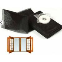 Saban Pencere Sinekliği Sineklik Tül 130X150 Cm Siyah