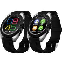 APPScomm G9 Spor Akıllı Saat Gümüş
