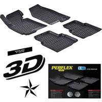 Perflex X-Mat Renault Fluence 2011+ 3D Paspas