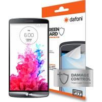 Dafoni LG G3 Darbe Emici Ekran Koruyucu Film