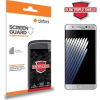 Dafoni Samsung Galaxy Note 7 Slim Triple Shield Ekran Koruyucu