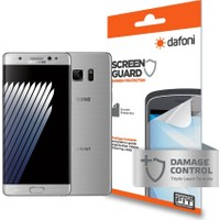 Dafoni Samsung Galaxy Note 7 Ön + Arka Darbe Emici Full Ekran Koruyucu Film