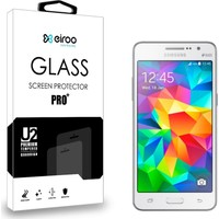 Eiroo Samsung Galaxy Grand Prime Tempered Glass Cam Ekran Koruyucu