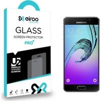 Eiroo Samsung Galaxy A3 2016 Tempered Glass Cam Ekran Koruyucu