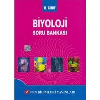 Fen Bilimleri Yayınları 11. Sınıf Biyoloji Soru Bankası