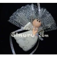 Elnuru Beyaz Melek Bebek Şekeri
