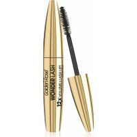 Golden Rose Wonder Lash Mascara 12x Volume & Lash Lift -Maskara