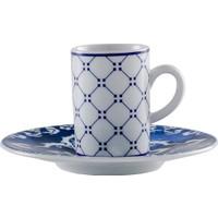 Güral Porselen G Plus Atina Kahve Fincanı Ve Tabağı