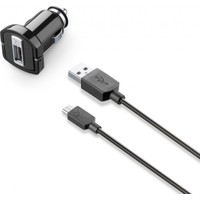 Cellular Line Micro Usb Araç Şarjı (Kablo + Adaptör)