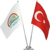 Ekin Bayrakçılık Tarım Bakanlığı ve Türk Bayrağı İkili Masa Bayrak Takımı