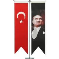 Ekin Bayrakçılık Türk Bayrağı ve Atatürk Masa Bayrak Takımı