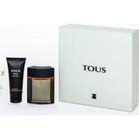 Tous Man Intense 3in1 Gift Box (Eau De Toilette 100ml + Eau De Toilette 10ml + Shower Gel)